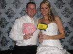 Kristin & Ryan - Photo Booth - Primavera Regency - 1/19/2013