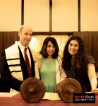 At The Torah - Bat Mitzvah Photography