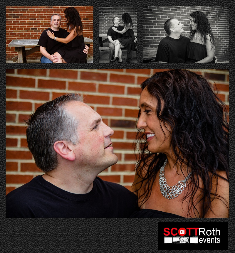 meet karen john basic engagement shoot scott roth
