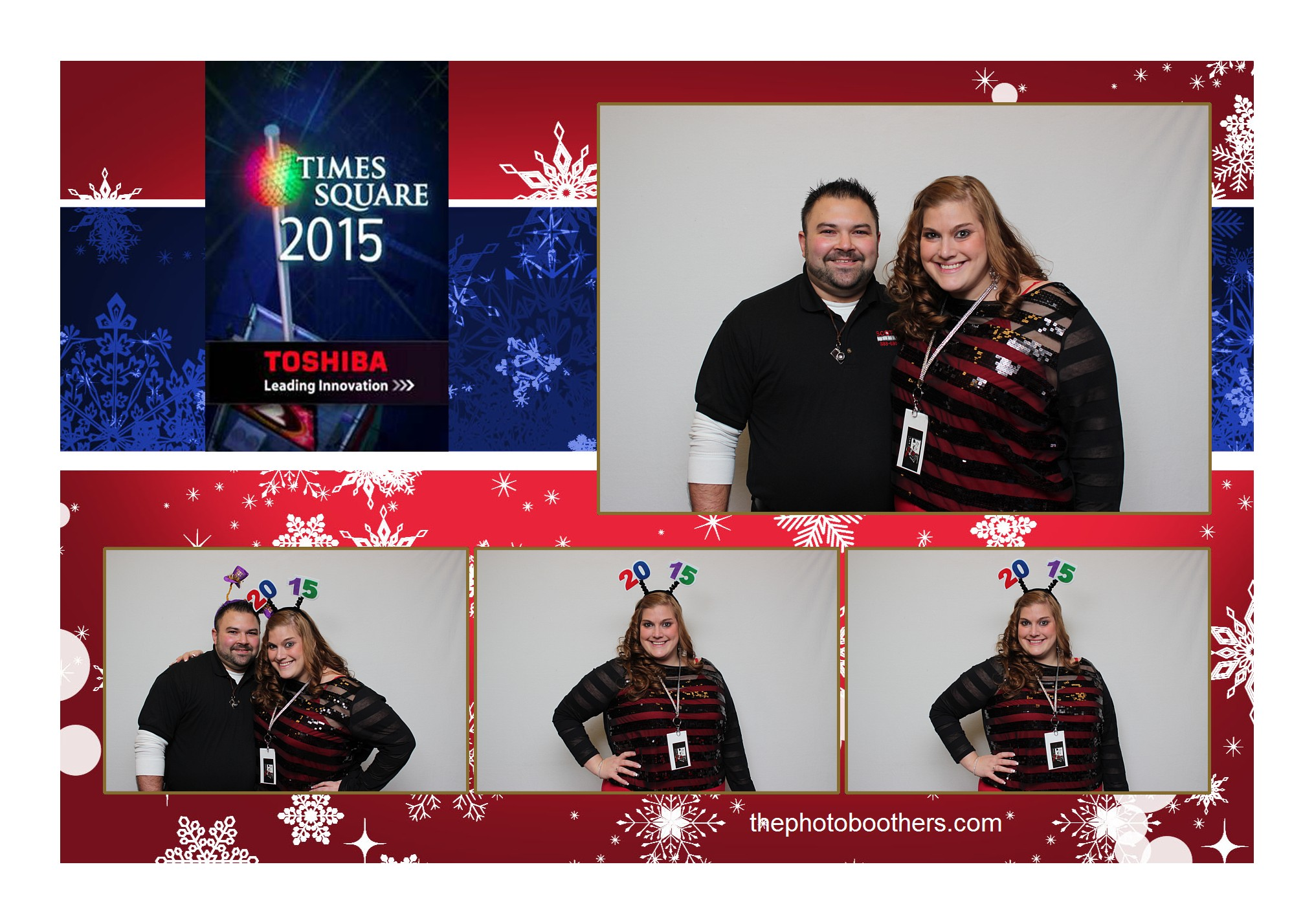 Photo Booth for Toshiba